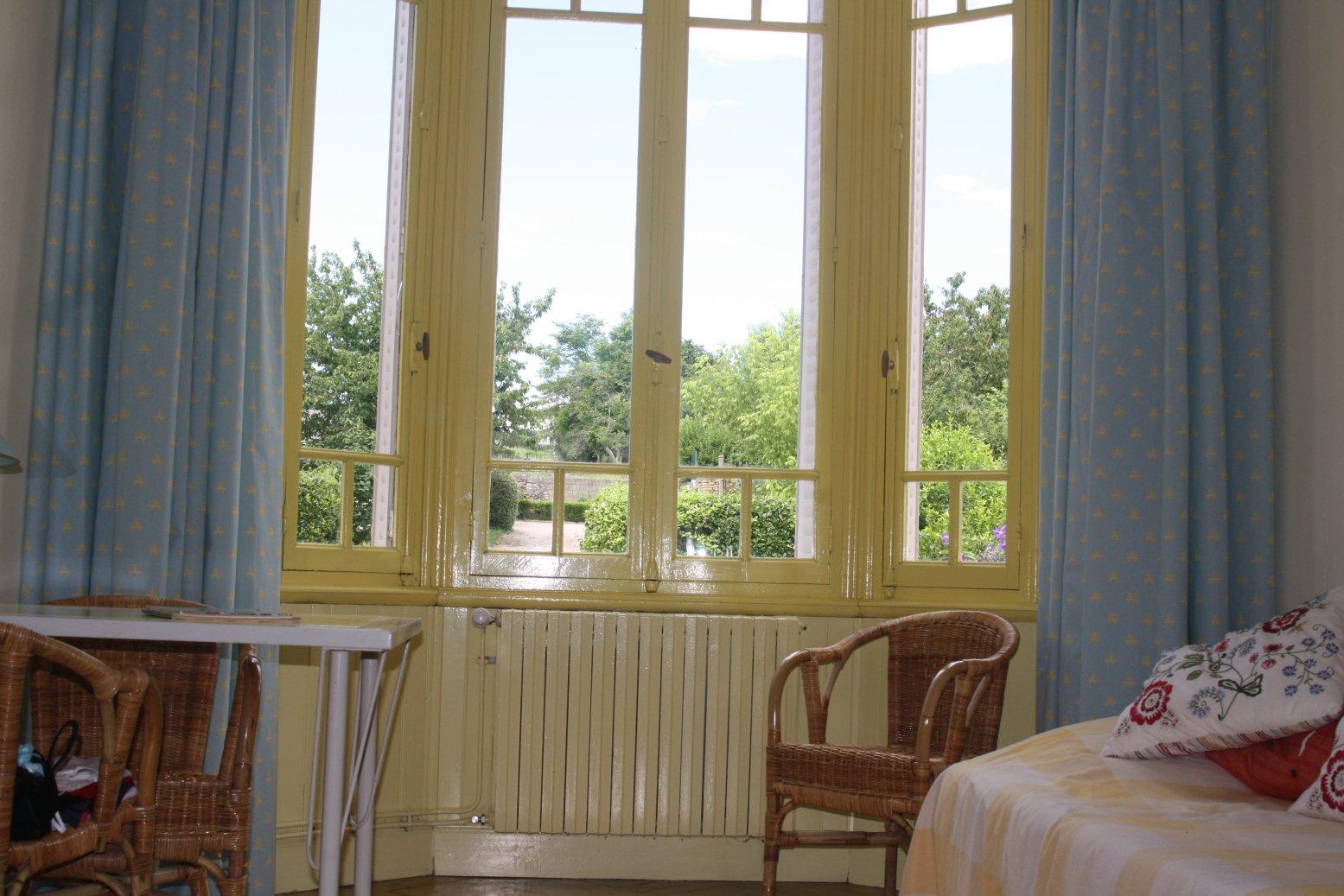 Interieur huis in bourgondië